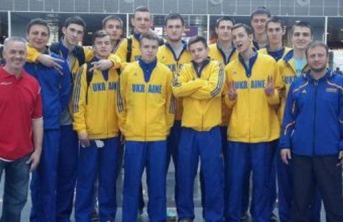 Сборная Украины U-18 сильнее сверстников из Грузии