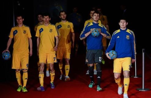 Футзал. Украина сыграет с Бразилией