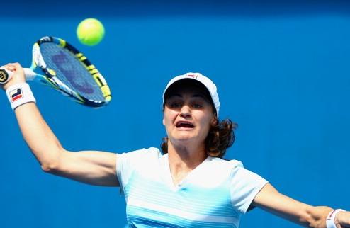 Бухарест (WTA). Никулеску огорчила Коукалову, Герцог одолела Татишвили