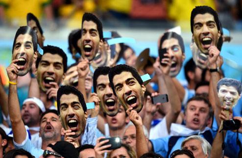 Суаресомания продолжается: выпущена игра Angry Suarezzz