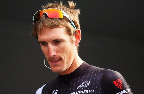 Энди Шлек сошел с Тур де Франс
