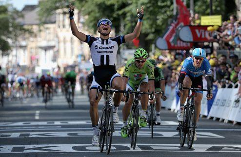 Тур де Франс. Киттель делает хет-трик