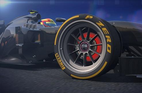 Формула-1. Пирелли показала новые шины