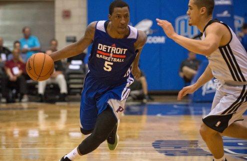 Летняя Лига НБА. Колдуэлл-Поуп приносит Детройту очередную победу