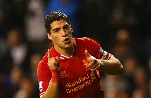 Ливерпуль: Суарес уйдет за 75 млн фунтов
