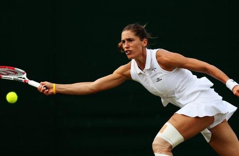 Бад Гаштайн (WTA). Петкович в четвертьфинале