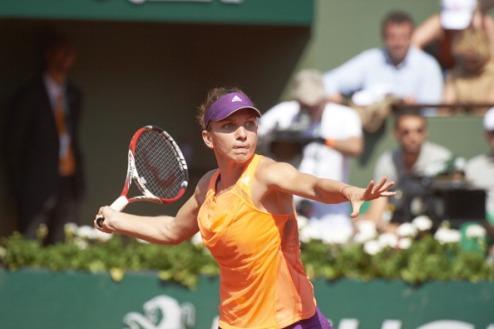 Бухарест (WTA).  Халеп и Винчи добрались до полуфинала