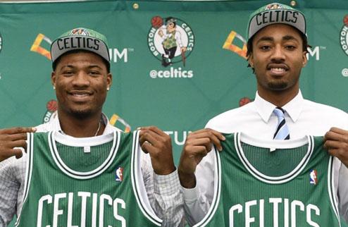 НБА. Селтикс подписали Смарта и Дж. Янга
