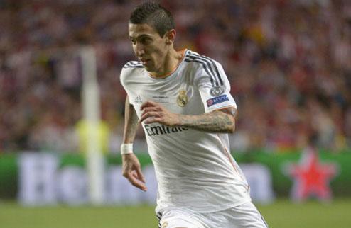 Ди Мария просит Реал о трансфере в ПСЖ