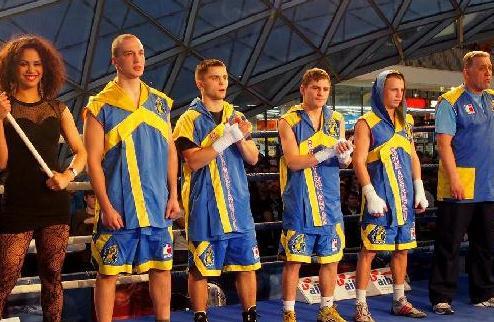 Украинские Атаманы примут участие в пятом сезоне Всемирной серии бокса