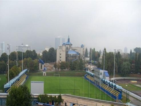 Олимпик будет играть в Киеве