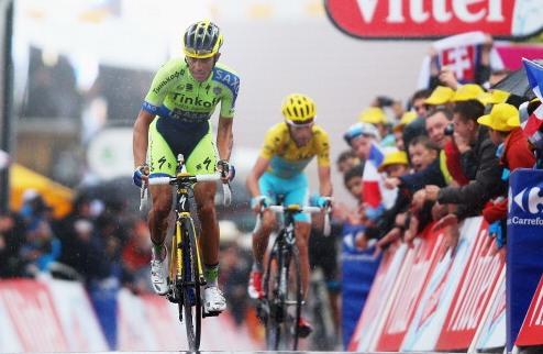 """Контадор: """"Удивлен, что Нибали был так близко"""""""