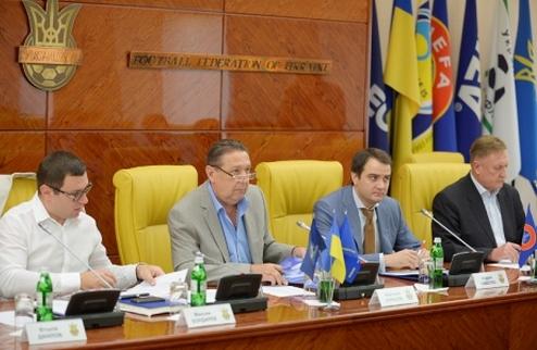 Исполком ФФУ не утвердил новый формат чемпионата