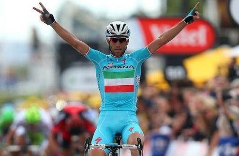 Тур де Франс. Нибали побеждает в День взятия Бастилии