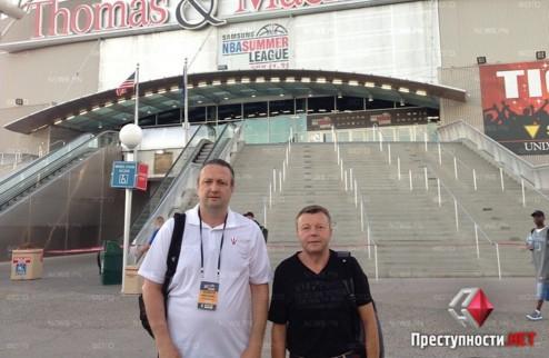 Летняя лига НБА. В Торонто получил работу украинский тренер