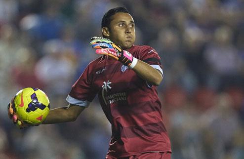 Marca: Реал подписал Кейлора Наваса