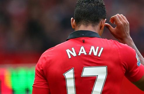 Милан настроен заполучить Нани
