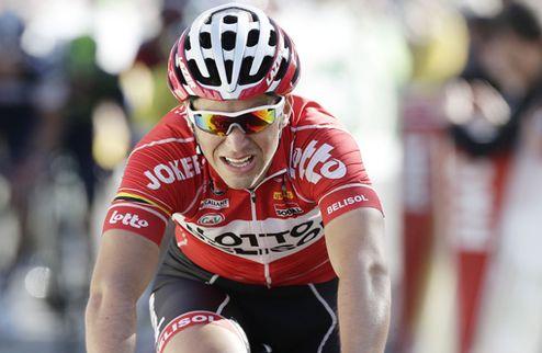 Тур де Франс. Галлопен обманул конкурентов