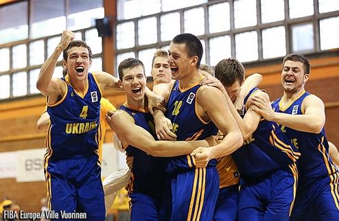 Евробаскет U-20 (Дивизион В). Призрачный шанс сборной Украины