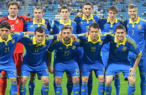 Рейтинг ФИФА. Украина покинула Топ-20
