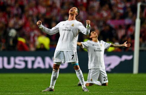 УЕФА называет претендентов на награду лучшему футболисту Европы