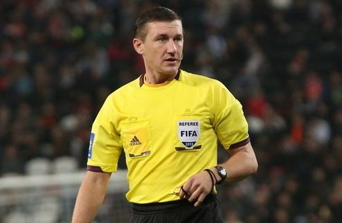 Матч за Суперкубок Украины доверили Можаровскому