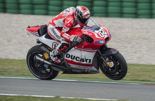MotoGP. Довициозо продлил контракт с Дукати