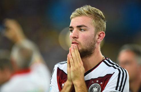 Наполи нужен полузащитник сборной Германии