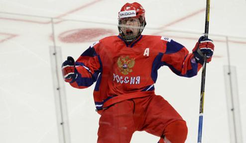 НХЛ. Барбашев подписал контракт с Сент-Луисом