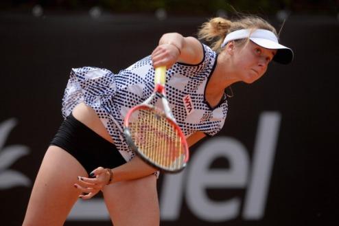 Свитолина успешно начала защиту титула в Баку