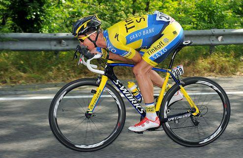 Тур де Франс. Роджерс побеждает на самом длинном этапе
