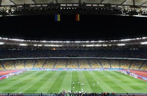 Матч Днепр — Копенгаген состоится в Киеве