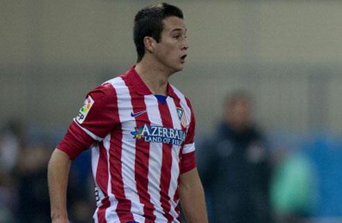 Ливерпуль арендует защитника Атлетико?