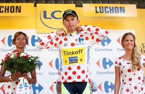 Тур де Франс. Майка одерживает вторую победу