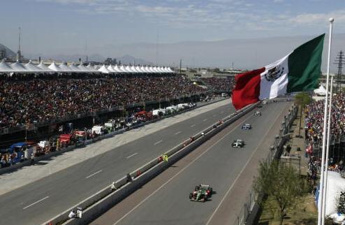Гран-при Мексики возвращается в календарь Формулы-1