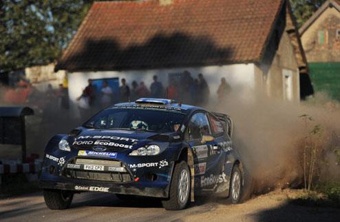 WRC. �-����� ������� ������