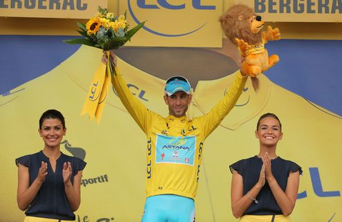Тур де Франс. Нибали оформляет триумф, Мартин празднует победу