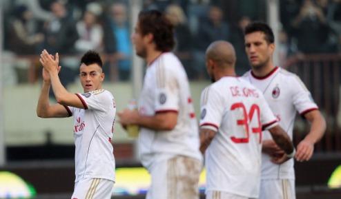 Эль Шаарави останется в Милане