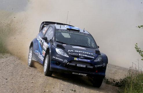 WRC. Хирвонен доволен обновлениями