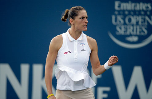 Стэнфорд (WTA). Уверенные триумфы Петкович и Лепченко