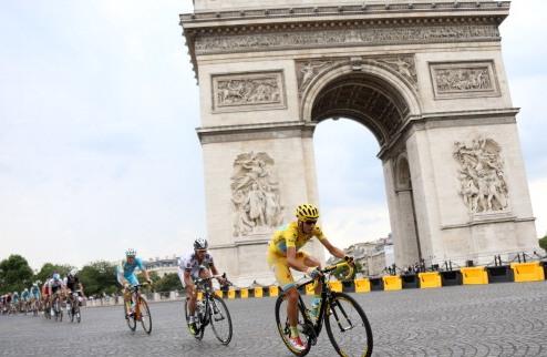 Тур де Франс. Представлен финансовый отчет