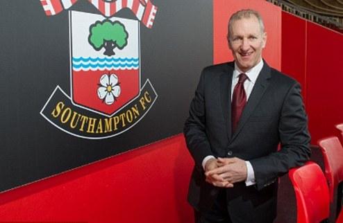 Владелец Саутгемптона останавливает распродажу клуба