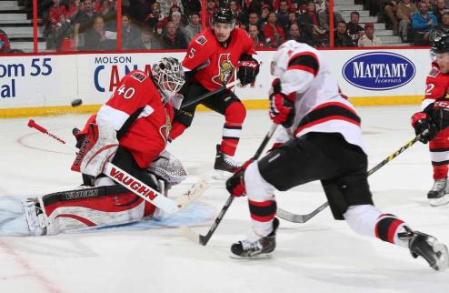 НХЛ. Оттава: новый контракт Ленера