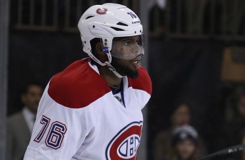 НХЛ. Саббен и Монреаль вскоре могут найти общий знаменатель