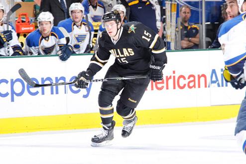 НХЛ. Даллас: новый контракт Гленни