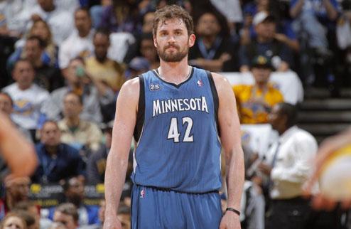 НБА. Лав выйдет на рынок свободных агентов в 2015 году