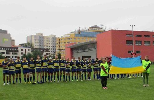 Регби. Перед ЧЕ-2014 молодежная сборная Украины соберется во Львове