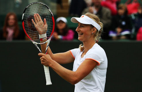 Вашингтон (WTA). Макарова сильнее Павлюченковой, отказ Кинг