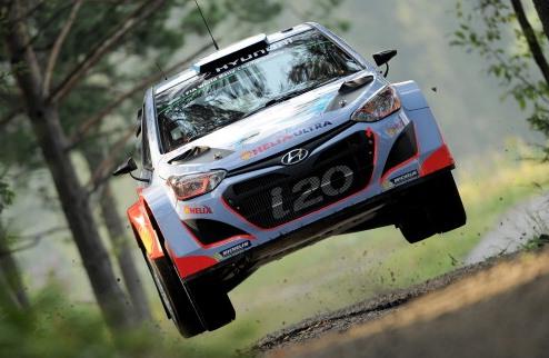 WRC. ����� ���������. ������� �������� � ������ ����