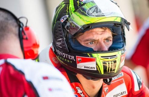 MotoGP. Янноне заменит Кратчлоу в Дукати